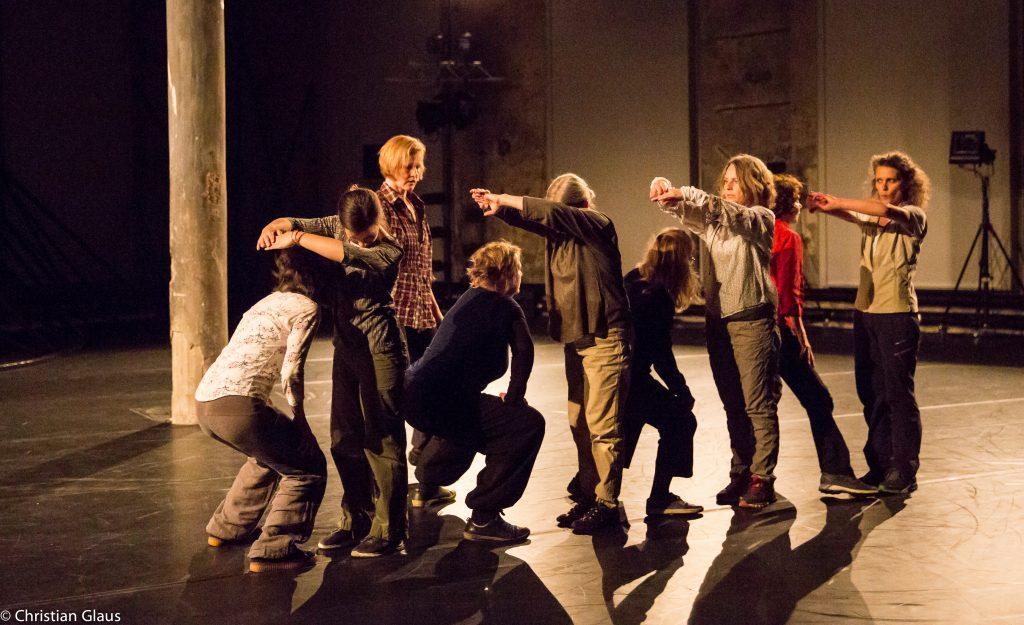 Projekte mit tanzbegeisterten Menschen
