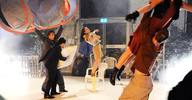 Eindrücke aus unserer Zeit am Theater St. Gallen